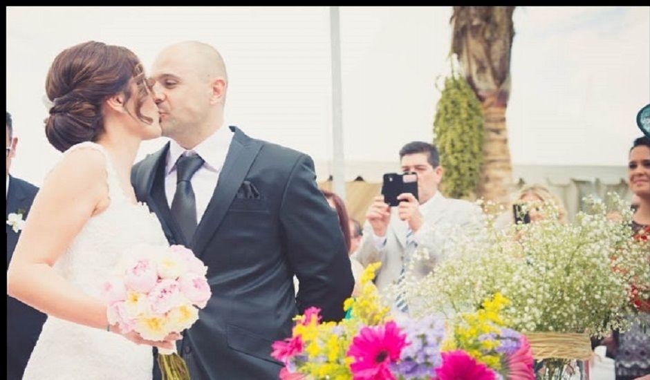 La boda de Fran y Carmen en Málaga, Málaga