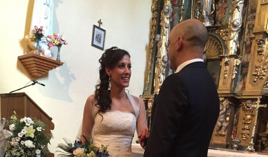 La boda de Rubén y Raquel en Ardoncino, León