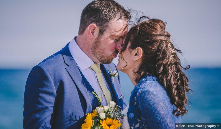 La boda de Geraroid y Laura en L' Atmella De Mar, Tarragona