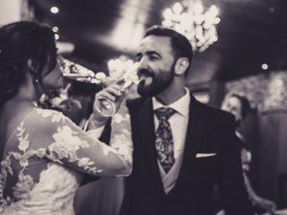 La boda de Ramón y Eva