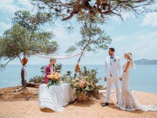 La boda de Isabel y Javier