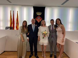 La boda de Antonia y Juan 1