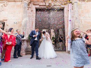 La boda de María  y Pablo