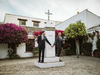 La boda de David y Jesús