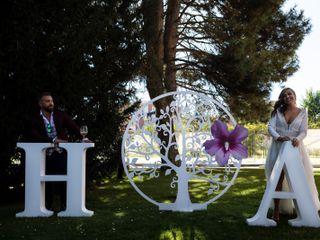 La boda de Alberto y Helena 1
