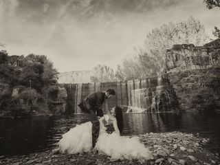 La boda de Loli y Adrian