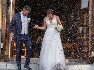 La boda de Sara y José