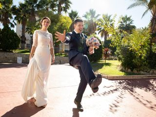 La boda de Noemí y Manu