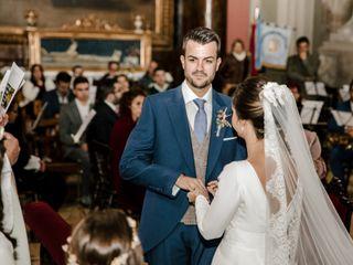 La boda de David y Elena 1