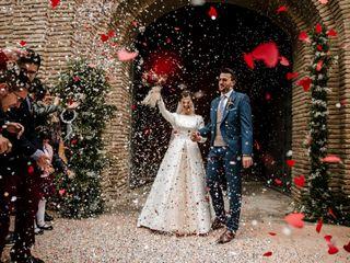 La boda de David y Elena 2
