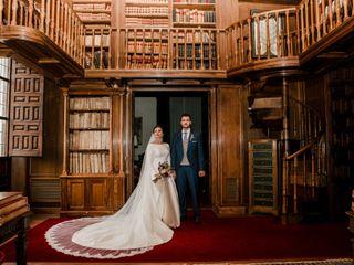 La boda de David y Elena 3