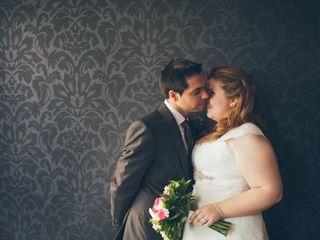 La boda de Paloma y Fco. Javier