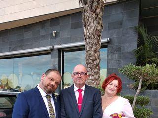 La boda de José Luis y Valeryia 1