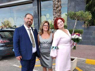 La boda de José Luis y Valeryia 2
