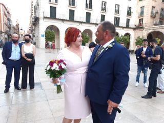La boda de José Luis y Valeryia