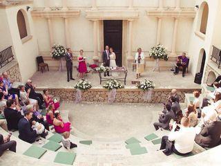 La boda de Sinead  y Paul  3
