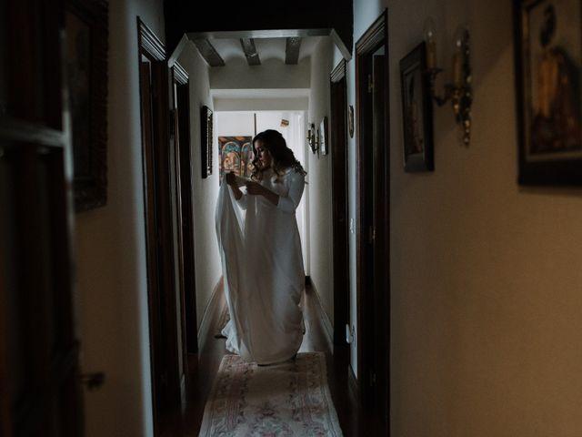 La boda de Alejandro y Felicia en San Vicente De La Sonsierra, La Rioja 4