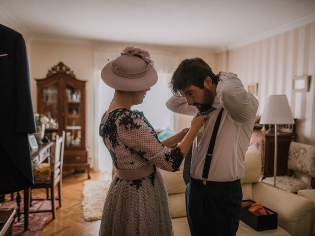 La boda de Alejandro y Felicia en San Vicente De La Sonsierra, La Rioja 5