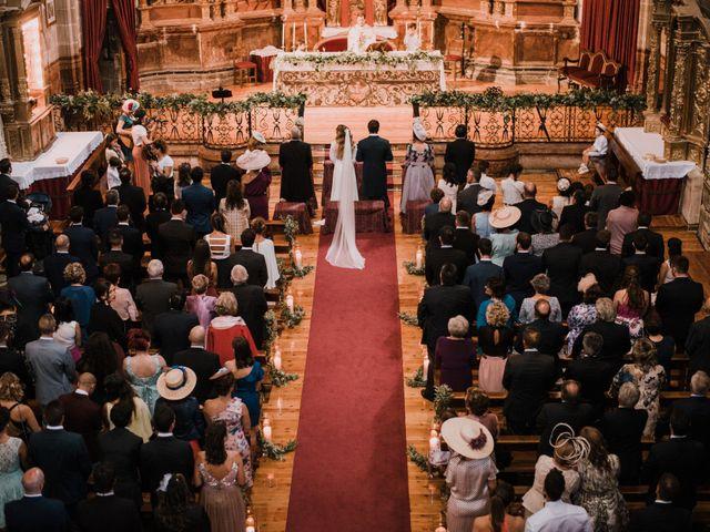 La boda de Alejandro y Felicia en San Vicente De La Sonsierra, La Rioja 7