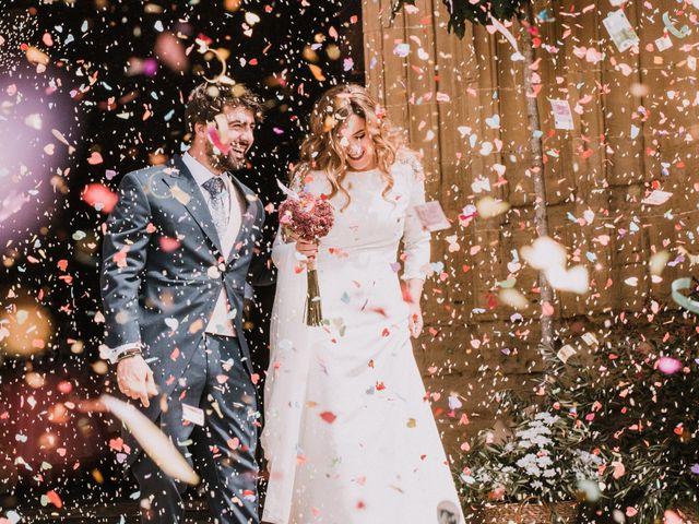 La boda de Alejandro y Felicia en San Vicente De La Sonsierra, La Rioja 1