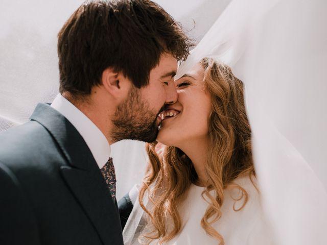 La boda de Alejandro y Felicia en San Vicente De La Sonsierra, La Rioja 11