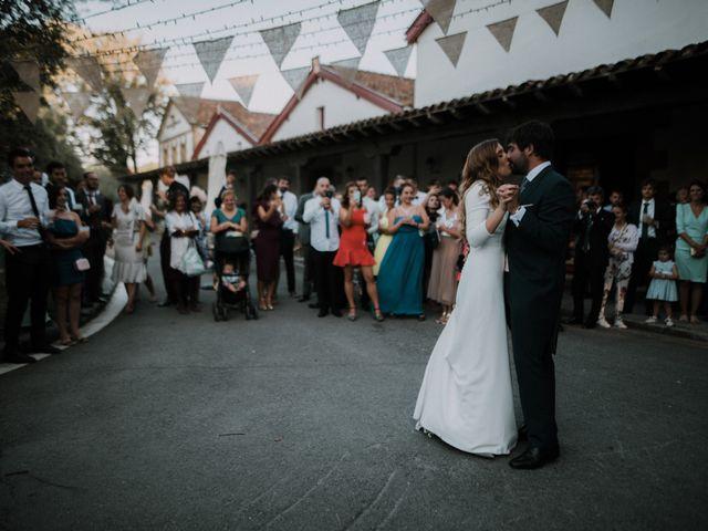 La boda de Alejandro y Felicia en San Vicente De La Sonsierra, La Rioja 2