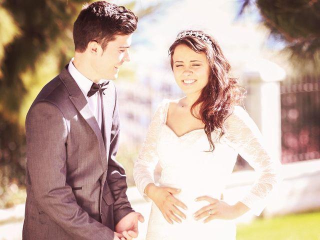 La boda de Estera y Samuel en Velez Malaga, Málaga 5