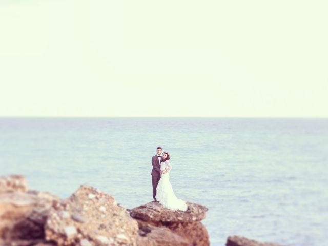 La boda de Estera y Samuel en Velez Malaga, Málaga 6