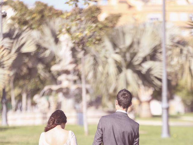 La boda de Estera y Samuel en Velez Malaga, Málaga 10