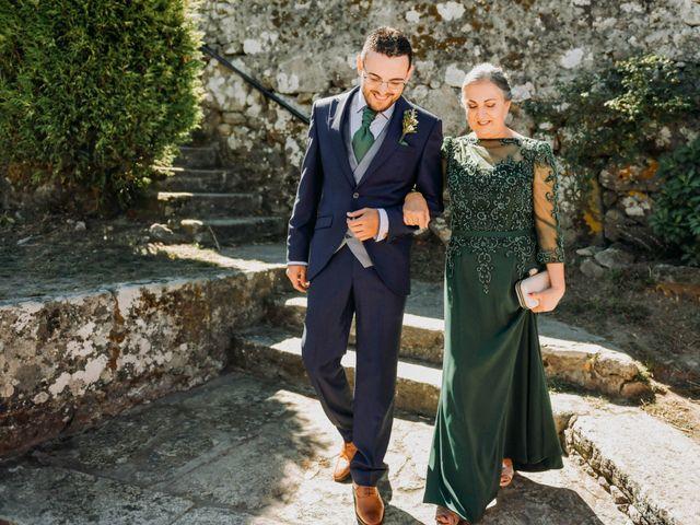 La boda de Marcos y Ana en A Guarda, Pontevedra 11