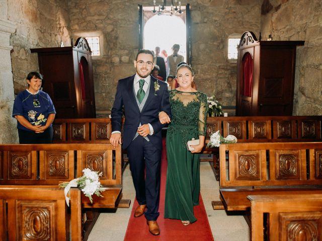 La boda de Marcos y Ana en A Guarda, Pontevedra 12