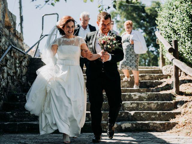 La boda de Marcos y Ana en A Guarda, Pontevedra 13