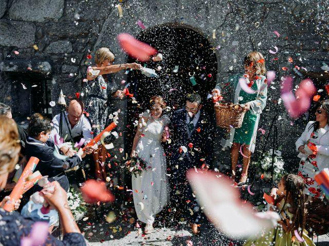 La boda de Marcos y Ana en A Guarda, Pontevedra 17