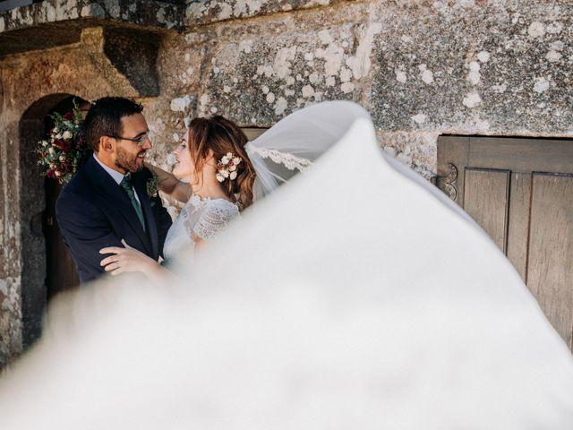 La boda de Marcos y Ana en A Guarda, Pontevedra 20