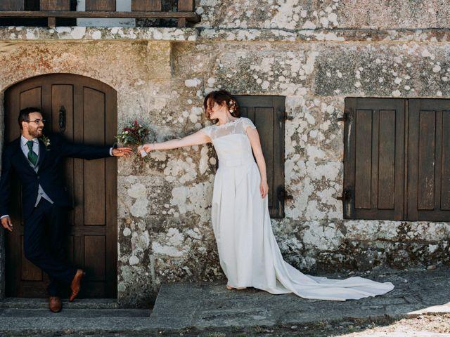 La boda de Marcos y Ana en A Guarda, Pontevedra 21