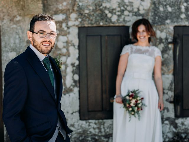 La boda de Marcos y Ana en A Guarda, Pontevedra 22