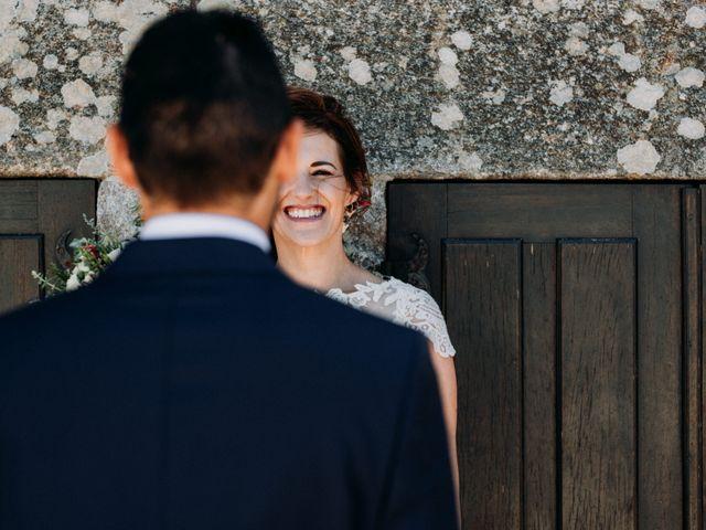 La boda de Marcos y Ana en A Guarda, Pontevedra 23
