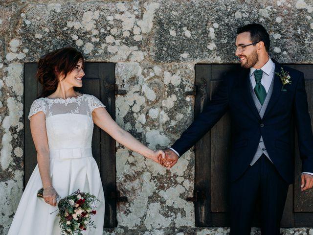 La boda de Marcos y Ana en A Guarda, Pontevedra 24