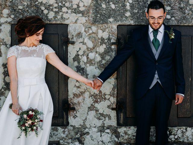 La boda de Marcos y Ana en A Guarda, Pontevedra 25