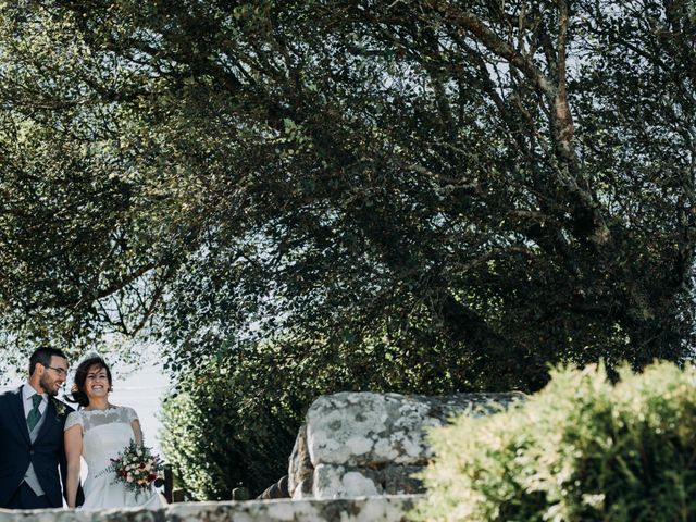 La boda de Marcos y Ana en A Guarda, Pontevedra 26