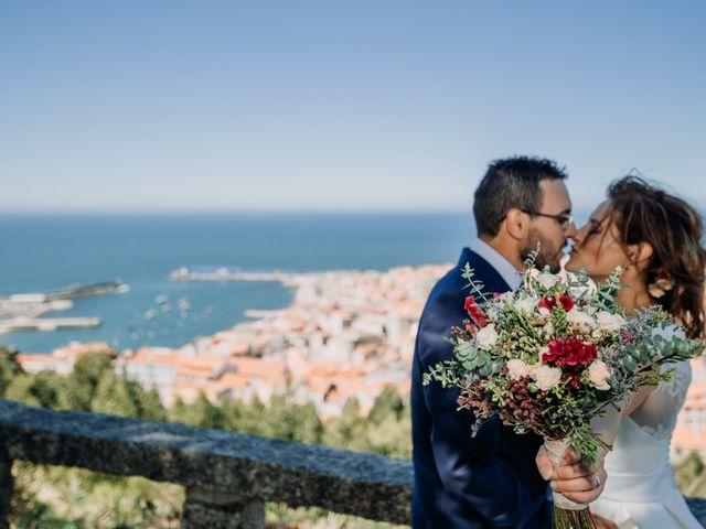 La boda de Marcos y Ana en A Guarda, Pontevedra 29