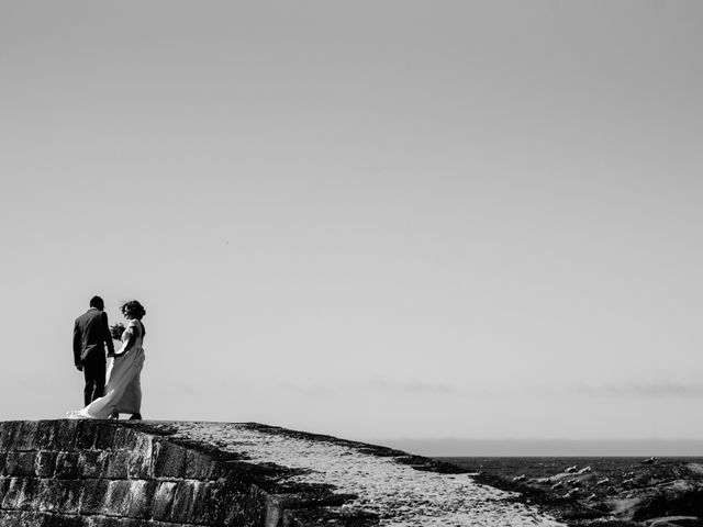 La boda de Marcos y Ana en A Guarda, Pontevedra 33