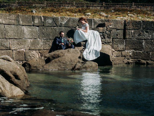 La boda de Marcos y Ana en A Guarda, Pontevedra 37
