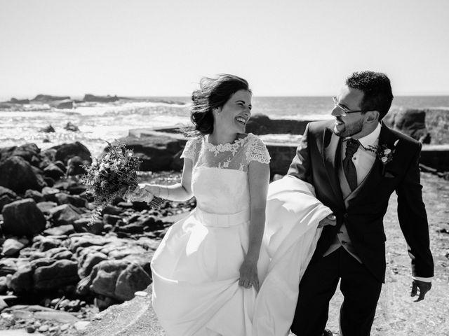 La boda de Marcos y Ana en A Guarda, Pontevedra 38
