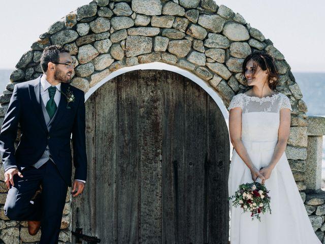 La boda de Marcos y Ana en A Guarda, Pontevedra 41