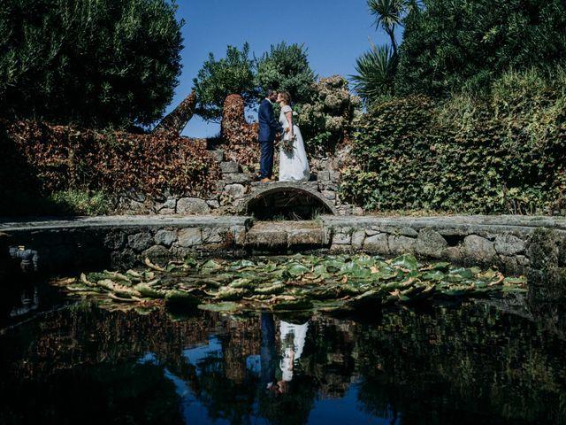 La boda de Marcos y Ana en A Guarda, Pontevedra 43