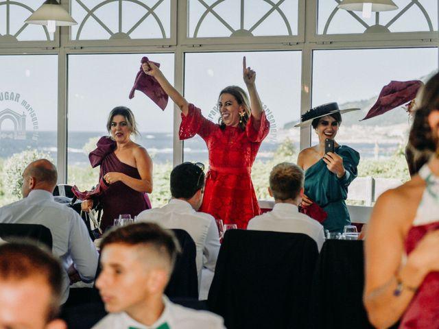 La boda de Marcos y Ana en A Guarda, Pontevedra 45