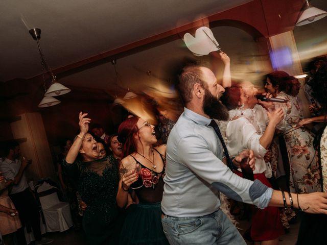 La boda de Marcos y Ana en A Guarda, Pontevedra 60