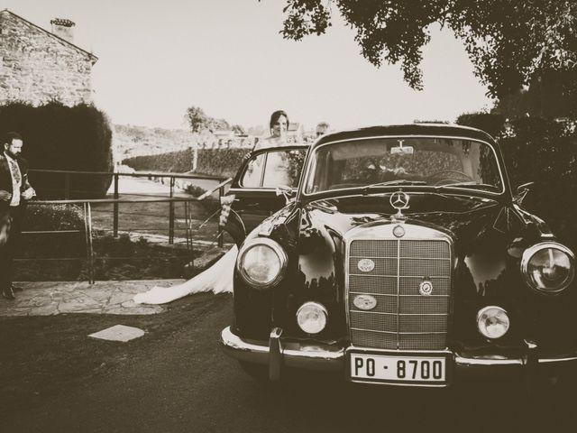 La boda de Eva  y Ramón en Brexo (San Pedro), A Coruña 6