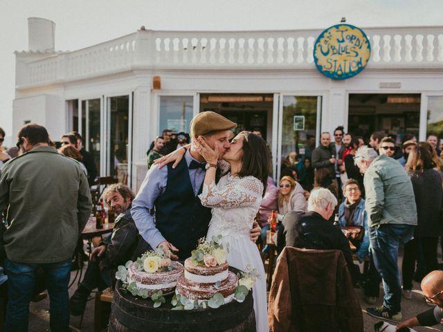 La boda de Marina y Jay